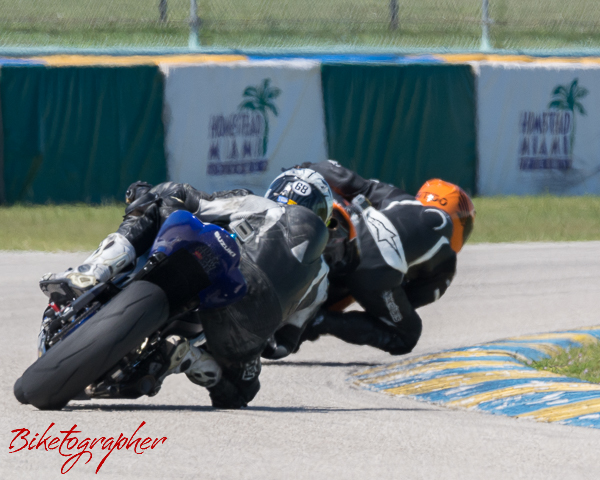 Turn 7 Homestead Speedway, Championship Cup Series Motorcycle Races, May 2017